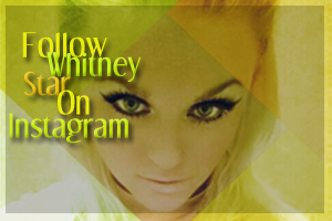 follow whitney star on instagram